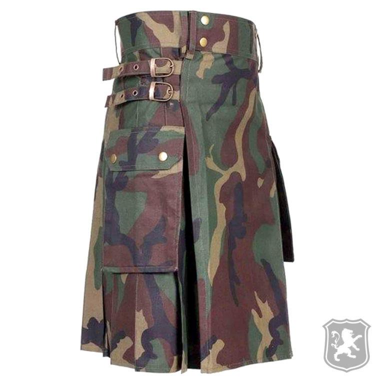 camouflage kilts, kilts, kilt, mens kilt, men kilt, kilt for sale, utility kilts,