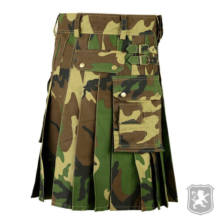 deluxe army kilt, camo kilt, camouflage kilts, kilts, kilt, kilt for men, kilts buy online, deluxe kilts,