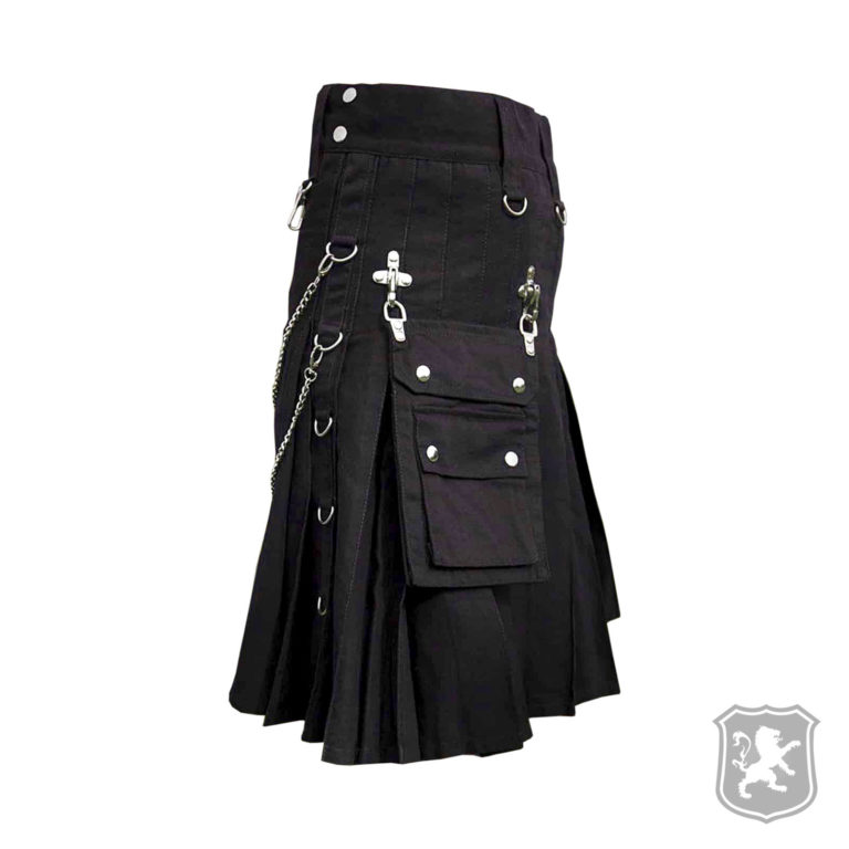 gothic kilts, gothic kilt with detachable pockets, goth kilts, kilts, utility kilts, kilt, kilt wear, wear kilt, kilt for life, kilt everyday, gothic kilt for sale, kilt for sale, kilt buy online,