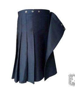 black police utility kilt, utility kilt, utility kilt for sale, kilts buy online, police kilt, kilts online,