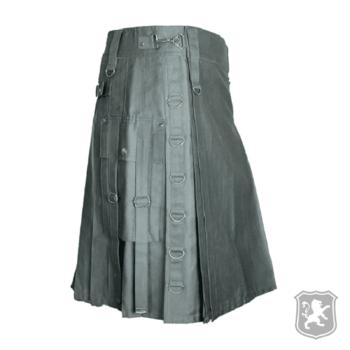 chrome hooked utility kilt, utility kilt, utility kilts, kilts, kilt, kiltzone, buy kilt online, kilt for sale,