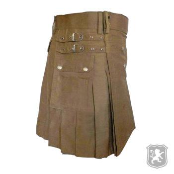 dark khakhi utility kilt, utility kilt, utility kilts, kilts, kilt, kiltzone, buy kilt online, kilt for sale,