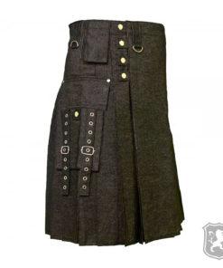 denim kilt, denim kilts, kilt for sale, kilt shop, shop kilt online, shop kilts, kilts, kilt,