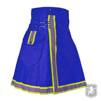 firefighter high visibility utility kilt, utility kilt, utility kilts, kilts, kilt, kiltzone, buy kilt online, kilt for sale,