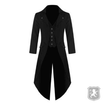 Black Gothic Tailcoat Victorian Jacket, gothic jackets, goth, gothic, goth jacket, goth jackets, goth jackets buy online, shop gothic jackets, shop goth, shop goth jackets, goth jackets for sale, goth sale, goth jackets online,