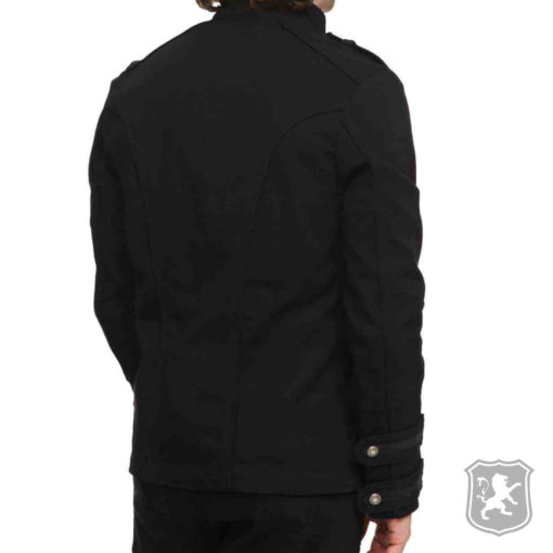 Black Guard Military Jacket, gothic jackets, goth, gothic, goth jacket, goth jackets, goth jackets buy online, shop gothic jackets, shop goth, shop goth jackets, goth jackets for sale, goth sale, goth jackets online,