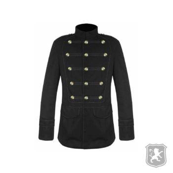 Black Military Goth Steampunk Vintage Jacket, gothic jackets, goth, gothic, goth jacket, goth jackets, goth jackets buy online, shop gothic jackets, shop goth, shop goth jackets, goth jackets for sale, goth sale, goth jackets online,