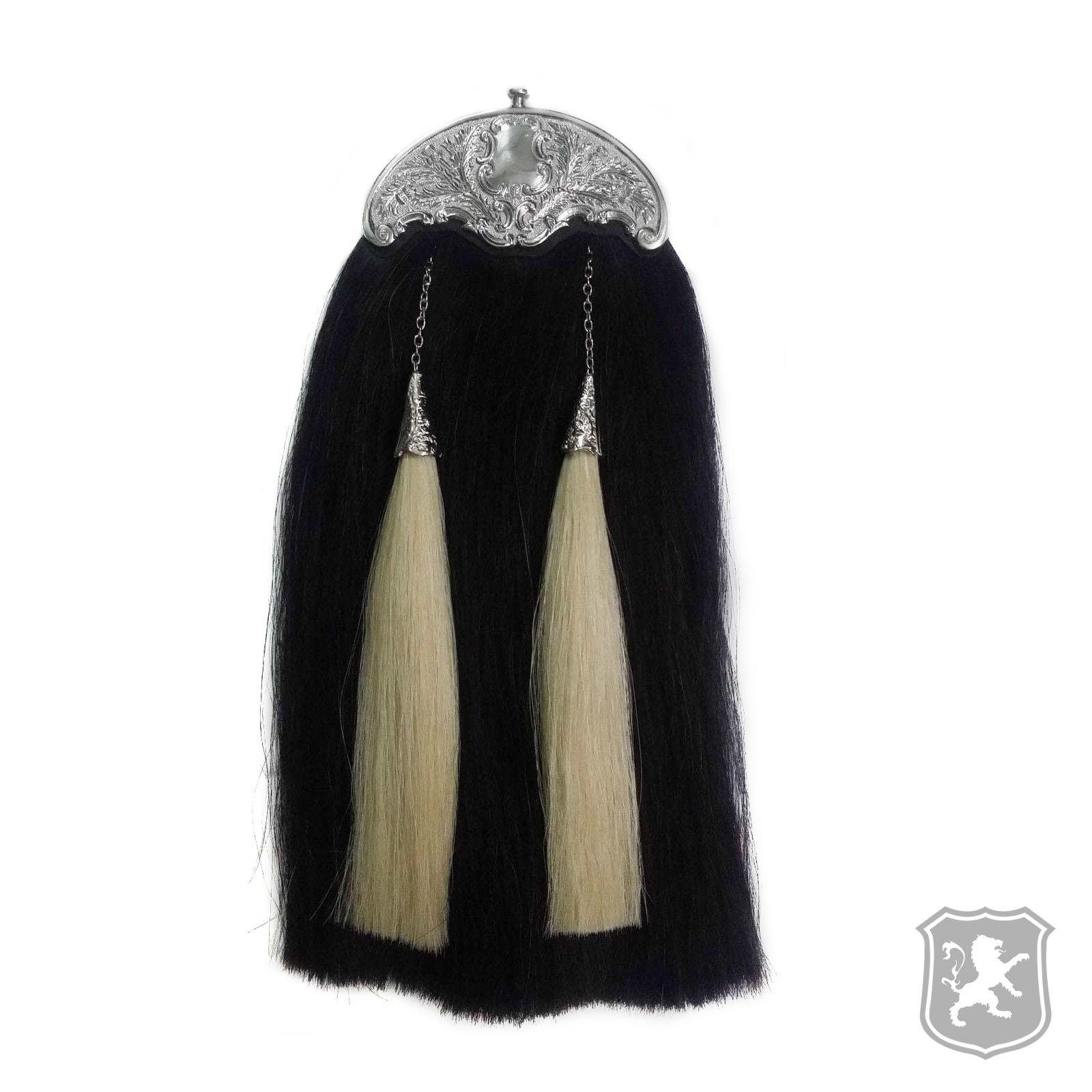 Original Sporran Tassle horse hair