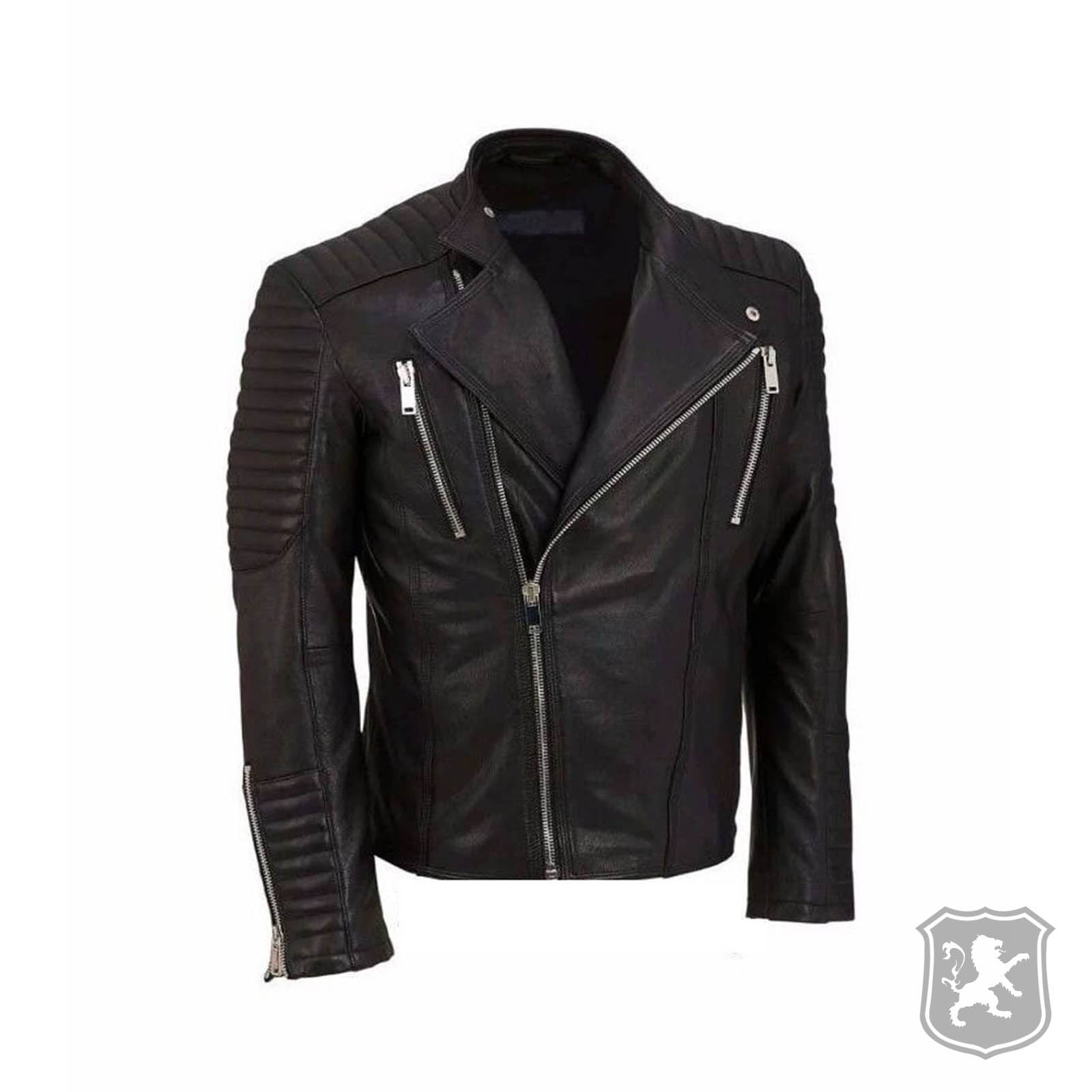 77dac0afc Classical Vintage Leather Jacket
