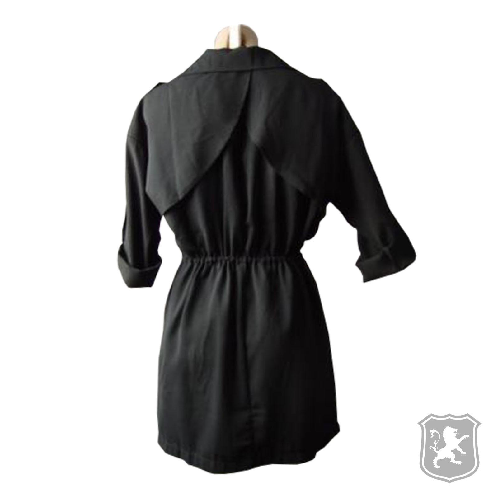 054360bb38e Black Victorian Military Jacket