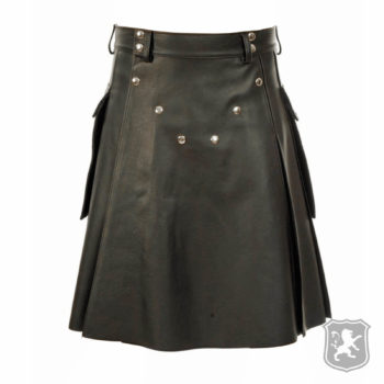black studded leather kilt, leather kilt, black leather kilt, leather, kilt, mens kilt, mens leather kilt, men kilt,