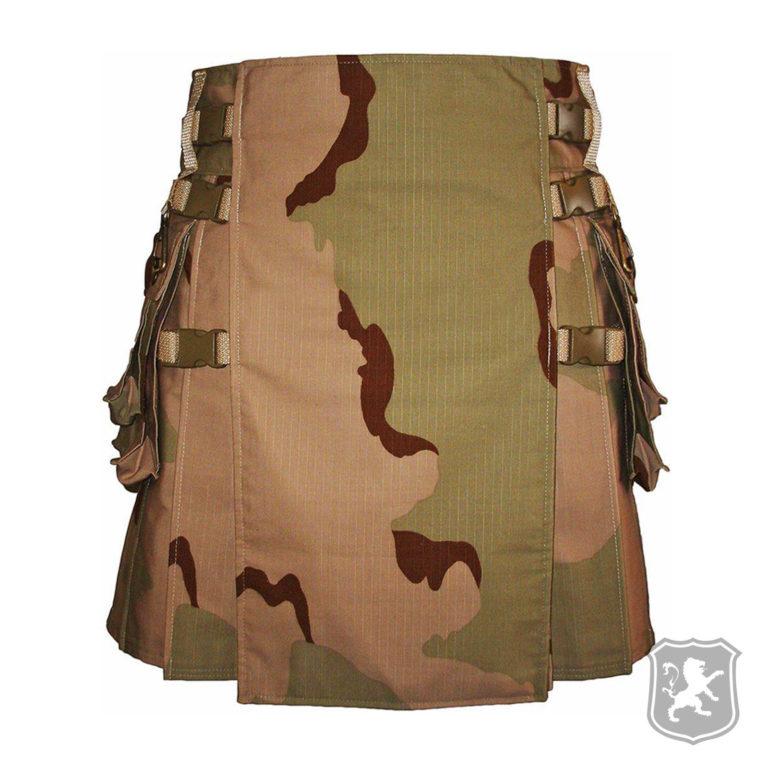 desert camouflage kilt, camouflage kilts, camouflage, kilts, kilt, kilt for men, kilts for sale, buy kilts online, buy camouflage kilts online,