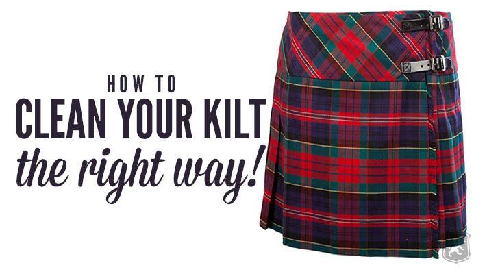 clean your kilt, kilt, kilts, kilt cleaning, kilt cleaning guide, wash kilt, kilt washing,