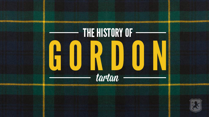 gordon tartan, gordon, tartan history, gordon tartan history, gordon tartan kilts, kilts, kilts heritage, gordon clan tartan, gordon clan,