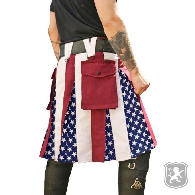 us flag kilt, usa kilts, kilts made in usa, made in usa, usa kilts for sale, kilts for sale, kilts to buy online, buy kilts online, buy utility kilts, cheap utility kilts, utility kilts for sale,