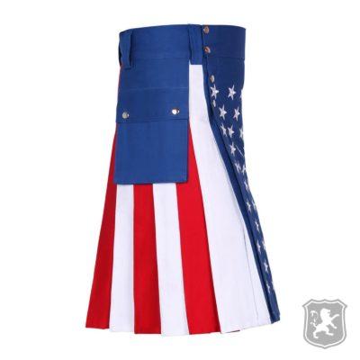 hybrid kilts, hybrid kilt, hybrid kilts for sale, hybrid kilts for men, hybrid kilts for women, american flag kilt, us kilt, kilts made in usa, usa kilt,