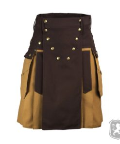 dual toned workman utility kilt, utility kilts for sale, kilts for sale, buy kilts online, kilts shop, utility kilts for men,
