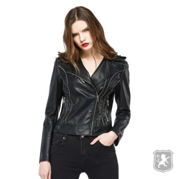 gothic zipper leather jacket, womens gothic jackets, gothic jacket, gothic jackets for women