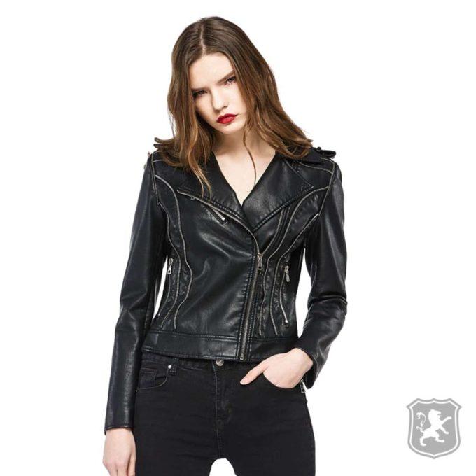 gothic zipper leather jacket, womens gothic jackets, gothic jacket, gothic jackets for women