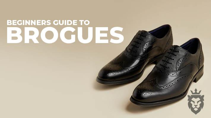 brogues, brogue, full brogue, kilt shoes, black brogues,