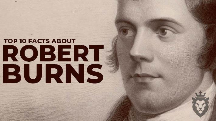 facts about robert burns, robert burns, robbert burns poet, scottish poet, scottish poetry,