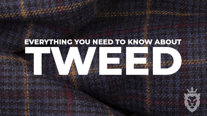 tweed, tweeds, types of tweeds, what is tweed, where is tweed from, harris tweed,