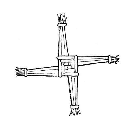 brigids cross symbol
